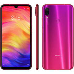 Смартфон Xiaomi Redmi Note 7 4/128Gb Red EU (Global Version)