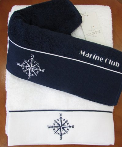 MARINE CLUB-МАРИН КЛАБ полотенце махровое Maison Dor Турция