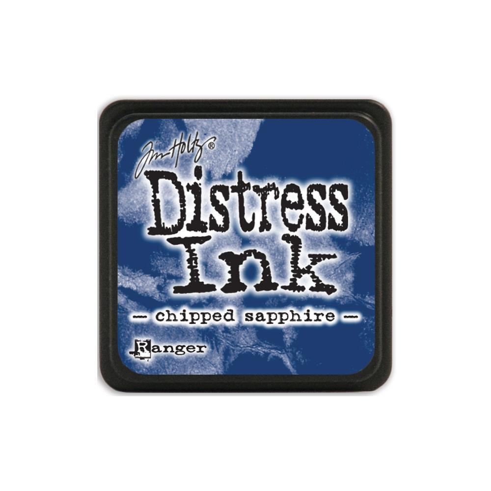 Подушечка Distress Ink Ranger -Chipped Sapphire