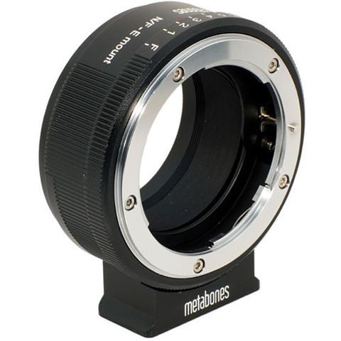 Metabones Nikon G to E-mount/NEX (Black Matt)