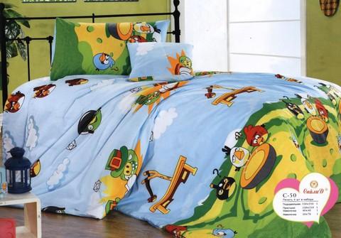 Детское постельное белье Сайлид C-50