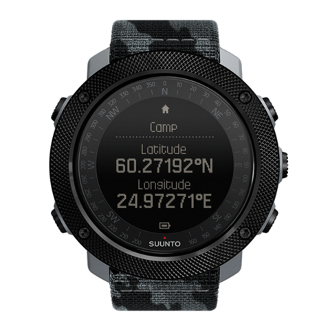SUUNTO TRAVERSE ALPHA - Concrete