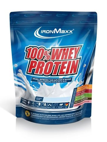 IronMaxx - 100% Whey Protein Bag, 2350gr.