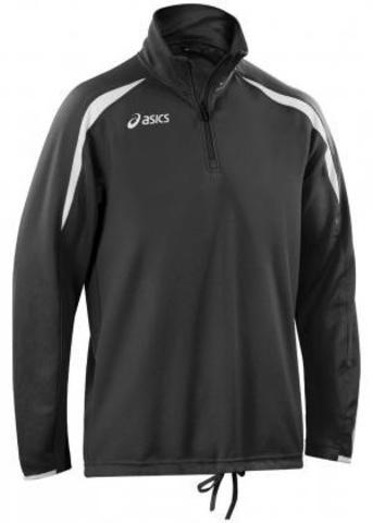 Беговая рубашка Asics Sweat training мужская черная