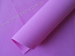 Фоамиран корейский экстра розовая петунья (30)