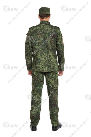 Камуфляжный костюм «ВКБО» Пиксель-1