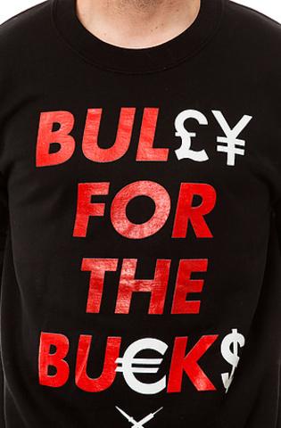 Свитшот bucks черный фото 2