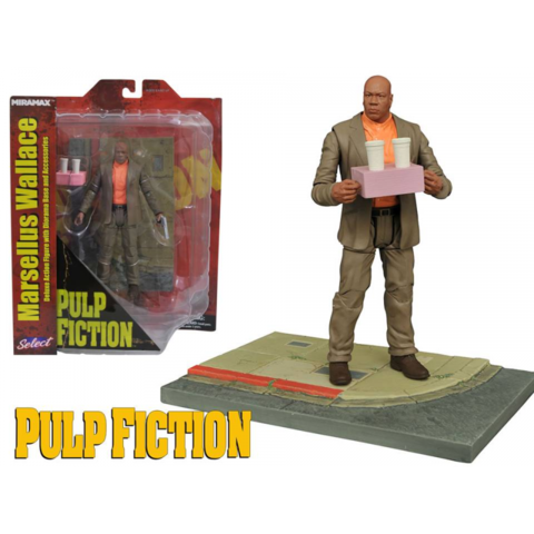 Pulp Fiction Movie Marsellus Wallace Action Figure || Марселлас Уоллес