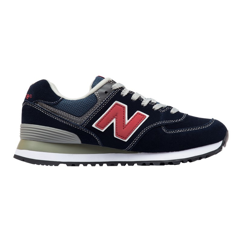Кроссовки New Balance 574 ML574NIN Blue Red арт 6000-2