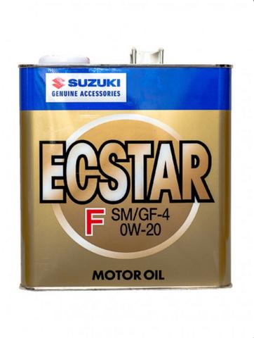 SUZUKI ECSTAR SM/GF-4 0w20
