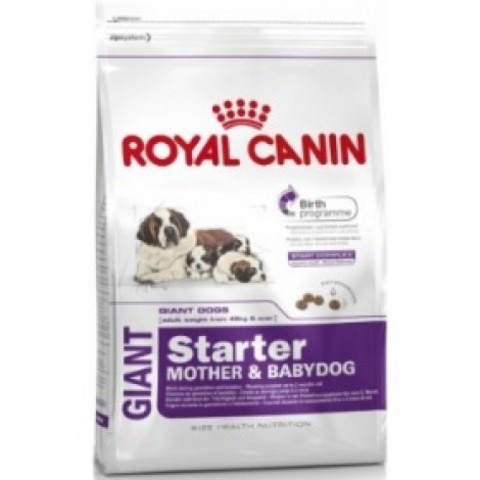 ROYAL CANIN GIANT STARTER 18 кг