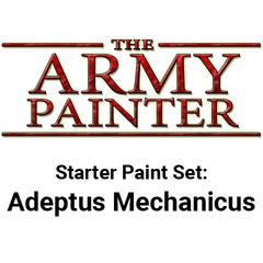 Базовый комплект красок Army Painter; Adeptus Mechanicus