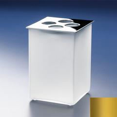Стакан для зубных щеток Windisch 83122MO Crystal