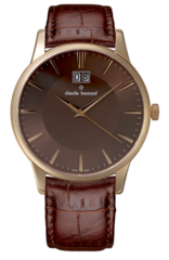 мужские наручные часы Claude Bernard 63003 37R BRIR