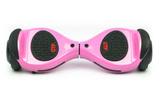 Гироскутер GTF Mini Edition розовый