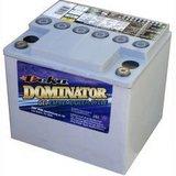 Аккумулятор тяговый DEKA 8G40C ( 12V 34Ah / 12В 34Ач ) - фотография