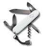 Нож Victorinox Spartan PS, 91 мм, 13 функций, белый, с темляком
