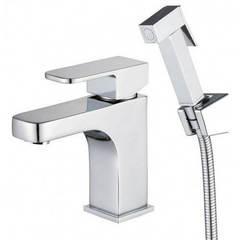 Смеситель для биде/раковины с гигиеническим душем Kaiser (Кайзер) Sonat 34088 Сhrome