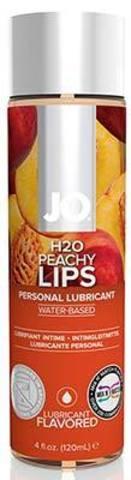 Съедобная смазка для орального секса - JO Flavored Peachy Lips (разный объем)