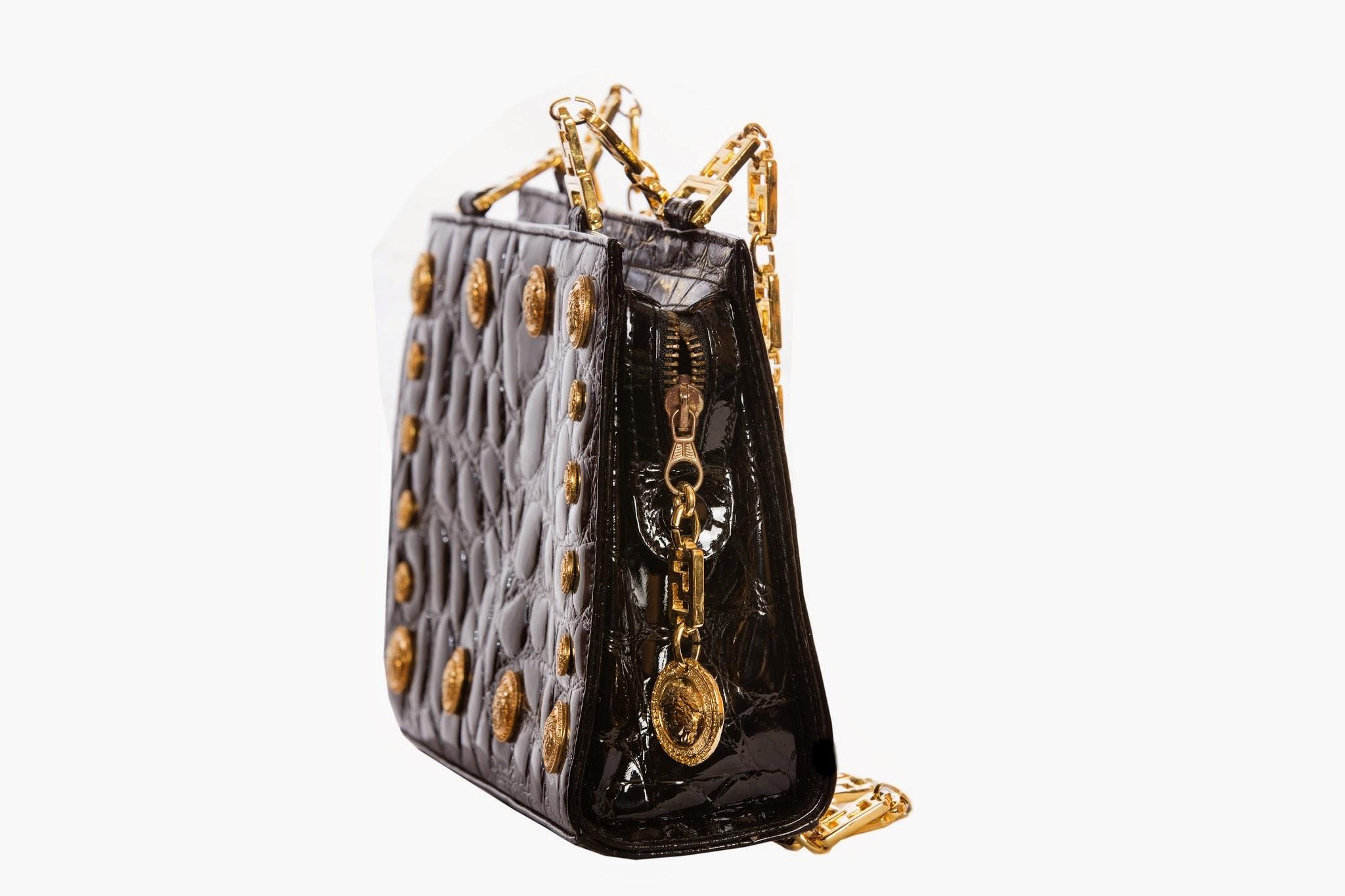 Прижизненная сумочка от Versace