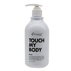 Esthetic House Touch My Body Goat Milk Body Wash - Гель для душа на основе козьего молока