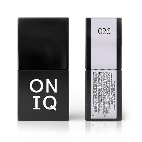 OGP-026 Гель-лак для покрытия ногтей. PANTONE: White Alyssum