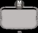 Мусорный бак Touch Bin Bo 60 л, артикул 223068, производитель - Brabantia, фото 13