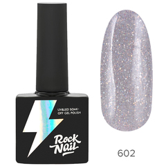Гель-лак RockNail Basic 602 Rich Bitch