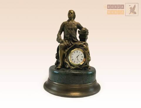 часы Петр 1