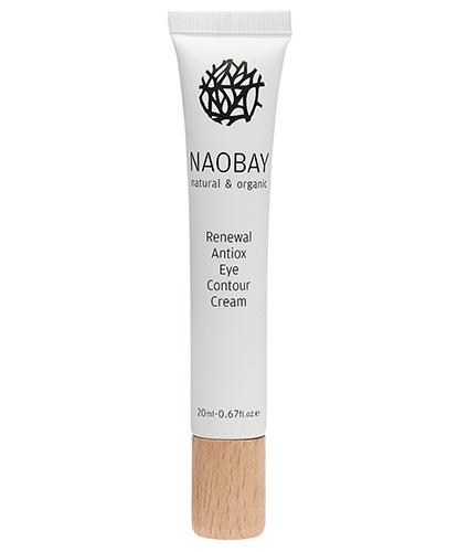 Восстанавливающий антиоксидантный крем для кожи вокруг глаз, Naobay