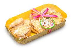 Печенье Кучини с лимонным джемом CR, 200г