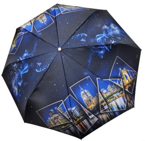 Зонт Три Слона Женский Город