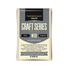 Дрожжи Workhorse Beer Yeast M10, 10 гр