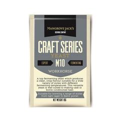 Дрожжи Workhorse Beer Yeast M10, 10 гр