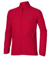 Мужская ветрозащитная куртка Asics Lite-Show (132105 6015) красная