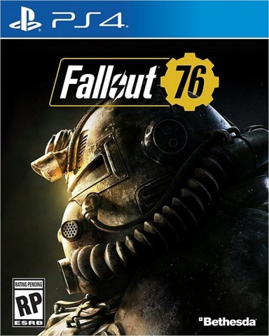 Sony PS4 Fallout 76 (русские субтитры)