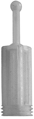 JA-1205E Фильтр для краскопульта, нижний бачок, нейлон