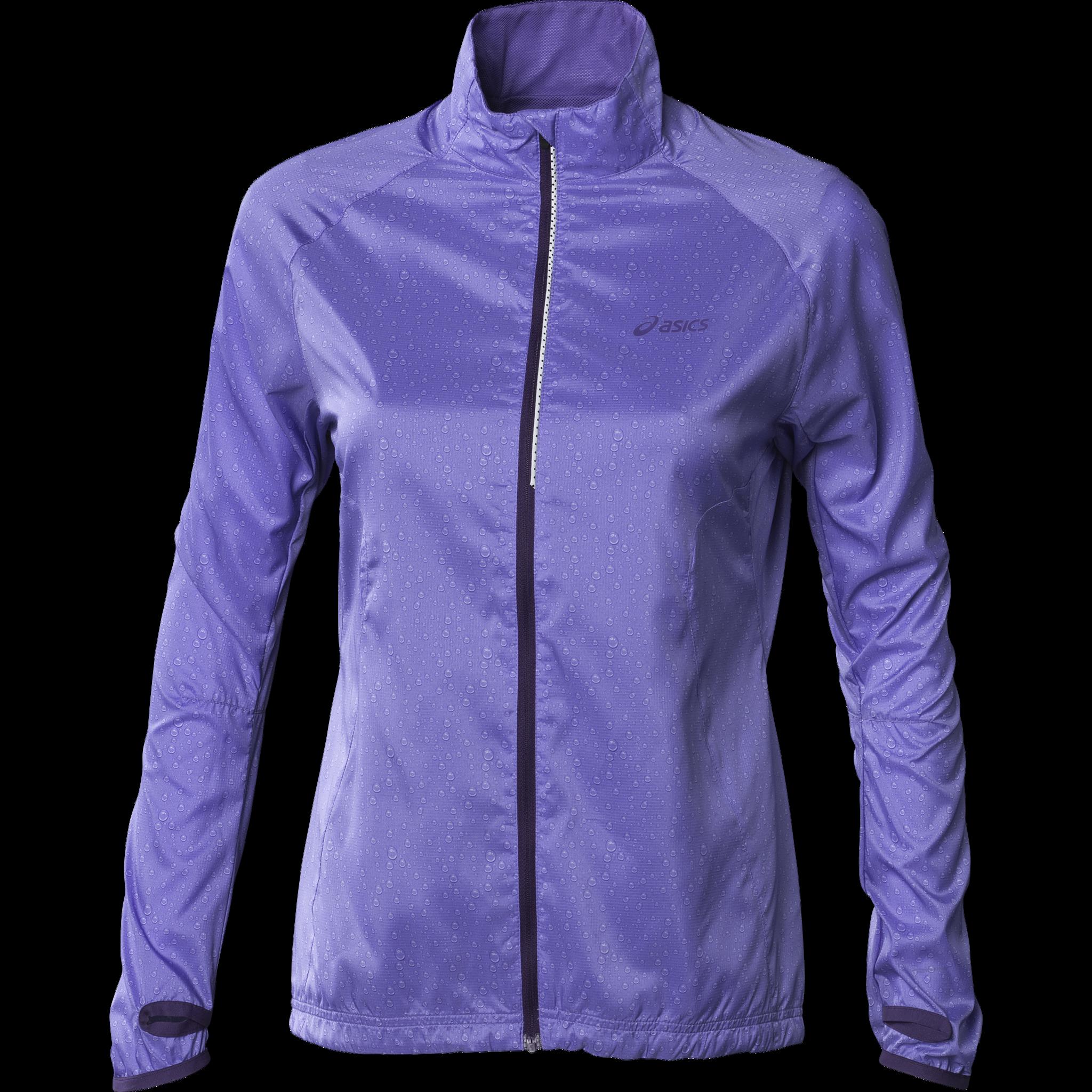 Женская беговая ветровка Asics Wind Jacket (114559 2033)