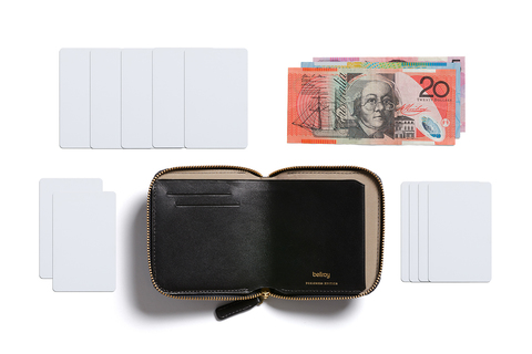 Кошелек Bellroy Zip Wallet Designers Edition
