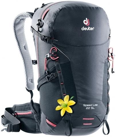 рюкзак туристический Deuter Speed Lite 22 Sl