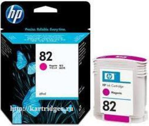 Картридж Hewlett-Packard (HP) C4912A №82