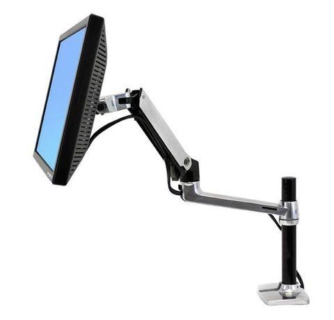 Крепление Ergotron LX Desk Mount LCD Arm Tall Pole настольный кронштейн для монитора (Эрготрон 45-295-026)