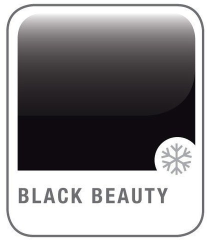 Гелевый пигмент BLACK BEAUTY, Organic line, Amiea