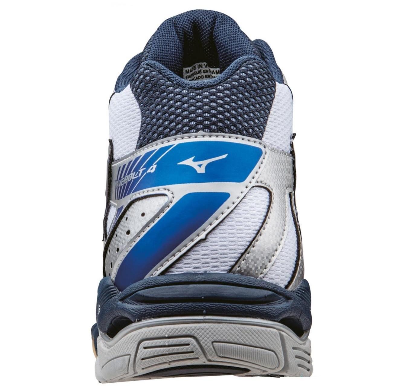 Мужские высокие волейбольные кроссовки Mizuno Wave Bolt 4 Mid (V1GA1565 24) фото