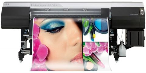 Плоттер OKI IP6620-00 ColorPainter M-64s 7 color