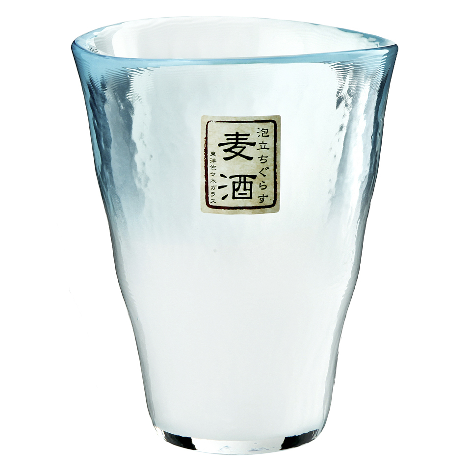 Стаканы Стакан 250 мл Toyo Sasaki Glass Hand/procured голубой stakan-250-ml-toyo-sasaki-glass-handprocured-goluboy-yaponiya.JPG