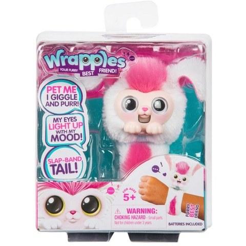 Интерактивная игрушка-браслет питомец Рэпплс Бони - Bonnie Little Live Pets Wrapples, Moose