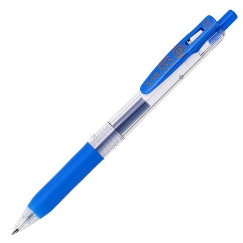 Ручка гелевая Zebra Sarasa Clip 0.3 синяя