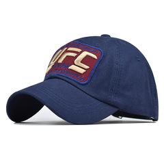 Бейсболка UFC GYM  (Кепка Reebok) синяя