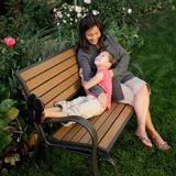 Садовая скамейка-качалка LifeTime